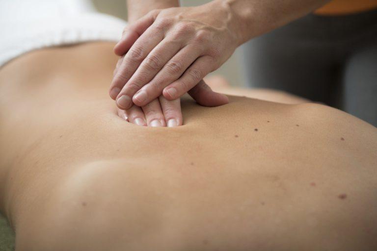 masaż uciskowy Śląsk