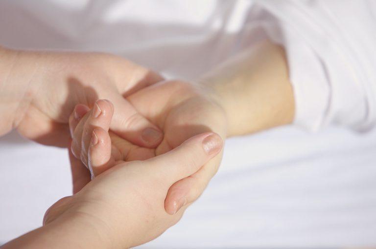 masaż kończyny Śląsk