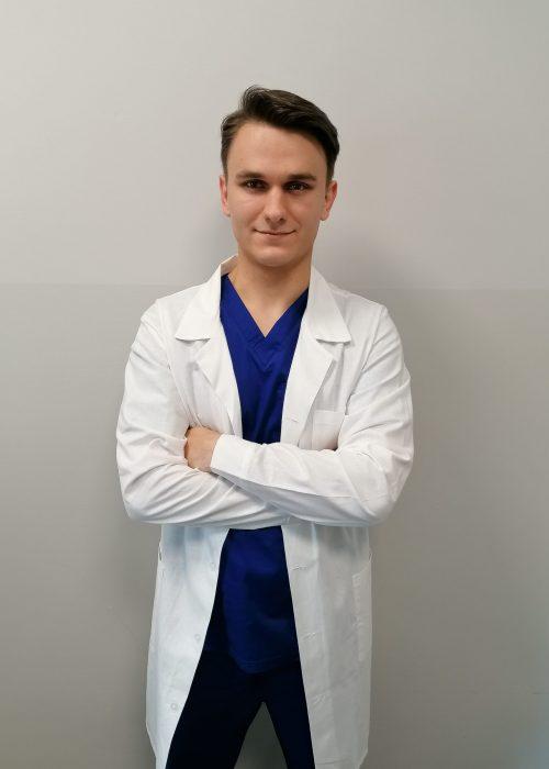 Paweł Badura - Masażysta